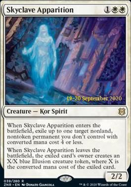 Promotional: Skyclave Apparition (Prerelease Foil)