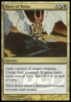 Promotional: Slave of Bolas (WPN Foil)