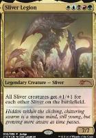 Promotional: Sliver Legion (Judge Foil)