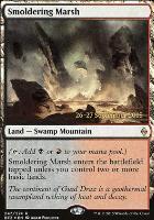 Promotional: Smoldering Marsh (Prerelease Foil)