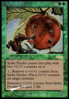 Promotional: Spike Feeder (FNM Foil)