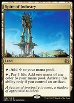 Promotional: Spire of Industry (Prerelease Foil)