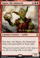Promotional: Squee, the Immortal (Prerelease Foil)