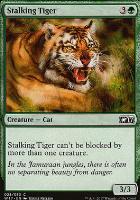 Promotional: Stalking Tiger (Welcome 2017)