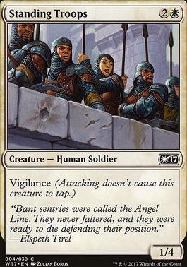 Promotional: Standing Troops (Welcome 2017)