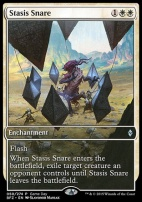 Promotional: Stasis Snare (Game Day Extended Art)