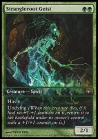 Promotional: Strangleroot Geist (Game Day Extended Art)