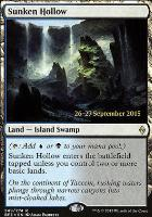 Promotional: Sunken Hollow (Prerelease Foil)