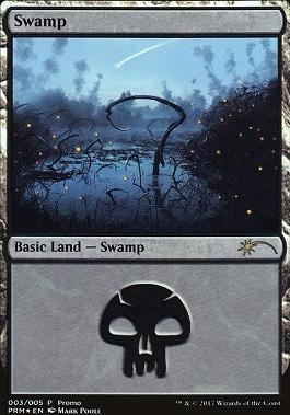 Promotional: Swamp (2017 Gift Pack)