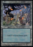 Promotional: Swamp (APAC Blue)