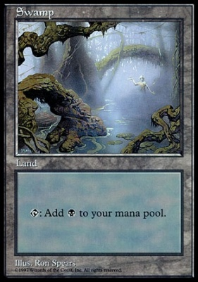 Promotional: Swamp (APAC Clear)
