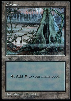 Promotional: Swamp (APAC Red)