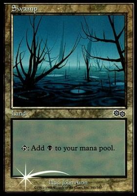 Promotional: Swamp (Arena 1999 Foil)