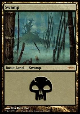 Promotional: Swamp (Arena 2005)