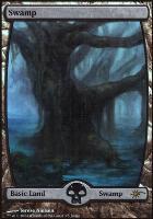 Promotional: Swamp (Full-art Judge Foil)