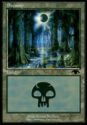 Promotional: Swamp (Guru Land)