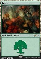 Promotional: Forest (MagicFest Foil - 2019)