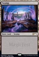 Promotional: Swamp (MagicFest Non-Foil - 2020)