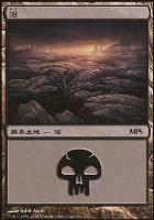 Promotional: Swamp (MPS 2008 Non-Foil)
