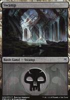 Promotional: Swamp (Ravnica Weekend - A02 Foil)