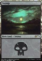 Promotional: Swamp (Standard Showdown 2017)