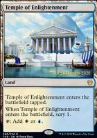 Promotional: Temple of Enlightenment (Prerelease Foil)