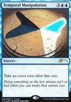 Promotional: Temporal Manipulation (Judge Foil)
