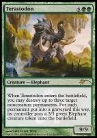 Promotional: Terastodon (Resale Foil)