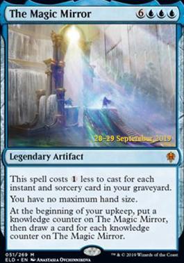 Promotional: The Magic Mirror (Prerelease Foil)