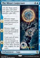 Promotional: The Mirari Conjecture (Prerelease Foil)