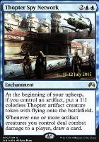 Promotional: Thopter Spy Network (Prerelease Foil)