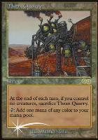 Promotional: Thran Quarry (JSS Foil)