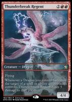 Promotional: Thunderbreak Regent (Game Day Extended Art Foil)