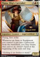 Promotional: Tiana, Ship's Caretaker (Prerelease Foil)