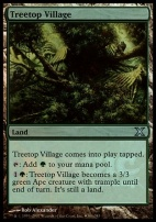 Promotional: Treetop Village (Summer Foil)
