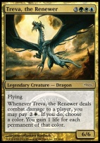 Promotional: Treva, the Renewer (Pro Tour Foil)