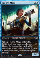 Promotional: Trophy Mage (Game Day Extended Art)