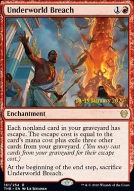 Promotional: Underworld Breach (Prerelease Foil)