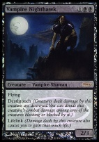 Promotional: Vampire Nighthawk (DCI Foil)