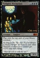 Promotional: Vampire Nocturnus (Prerelease Foil)