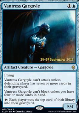 Promotional: Vantress Gargoyle (Prerelease Foil)