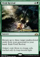 Promotional: Vivid Revival (Prerelease Foil)
