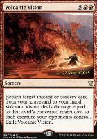 Promotional: Volcanic Vision (Prerelease Foil)