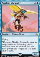 Promotional: Warkite Marauder (Prerelease Foil)