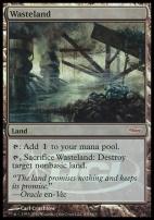 Promotional: Wasteland (Judge Foil 2010)