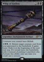 Promotional: Whip of Erebos (Clash Pack Foil)