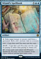 Promotional: Wizard's Spellbook (Prerelease Foil)