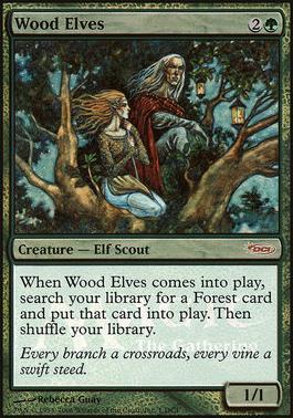 Promotional: Wood Elves (Gateway Foil)