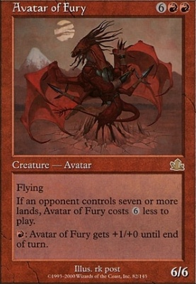 Prophecy: Avatar of Fury