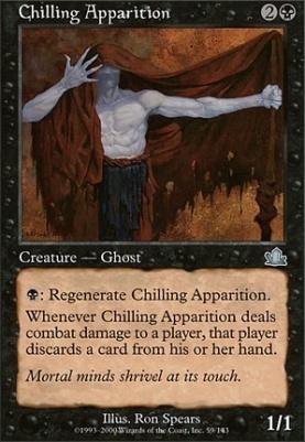 Prophecy Foil: Chilling Apparition